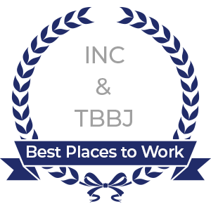 Best Places to Work Award Ribbon